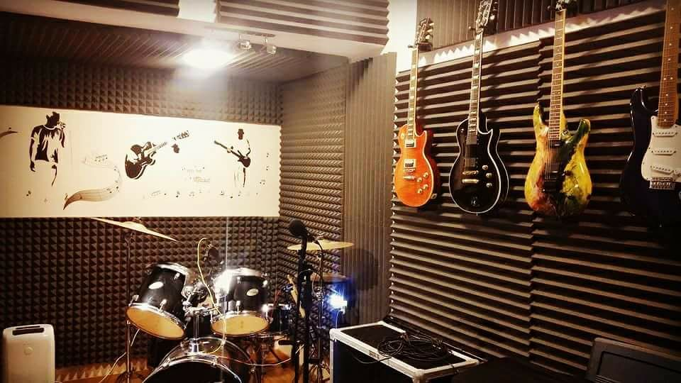 recording studio in Goa